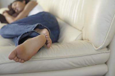 Consigli per superare la stanchezza da neo-mamma.
