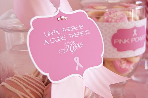 Cancro al seno: continuiamo a lottare!
