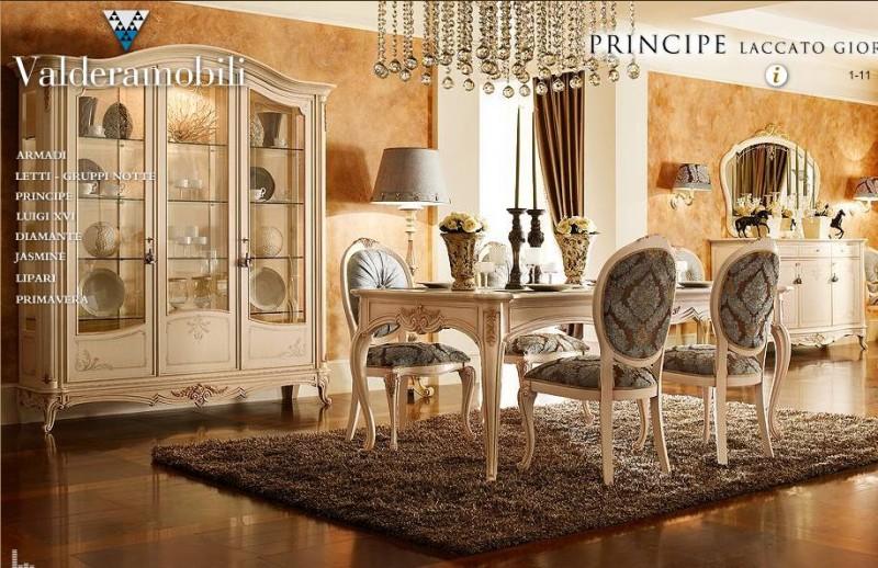 Sale da pranzo stile barocco decora la tua vita - Cucine stile barocco ...