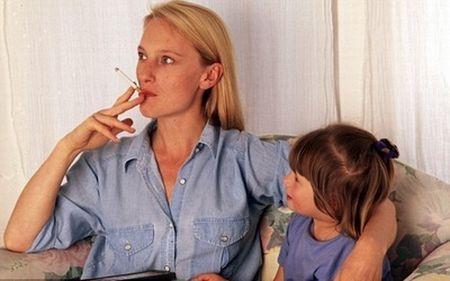 Mamma figlio fumatori sesso