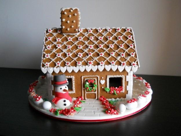 Decorazioni Per Casa Di Natale : Decorazioni per casetta pan di zenzero di natale mamme magazine