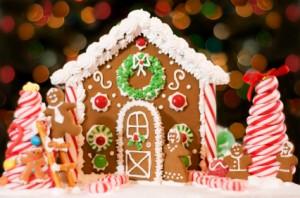 Casetta Di Natale Da Colorare : Tre decorazioni per casetta di natale di marzapane mamme magazine