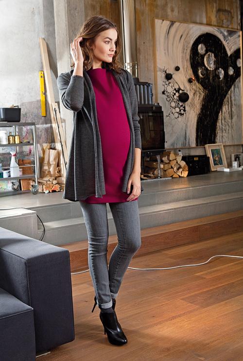 gravidanza inverno donne incinte : Abiti premaman per autunno-inverno 2014/2015 - Mamme Magazine