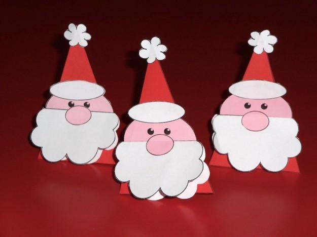 Lavoretti di natale per bambini scuola primaria mamme for Addobbi natalizi per la classe
