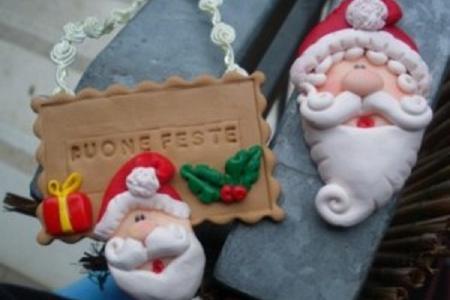 Lavoretti Di Natale Con Pasta Fimo.Calendario Dell Avvento Con Il Fimo Per I Bambini Mamme Magazine