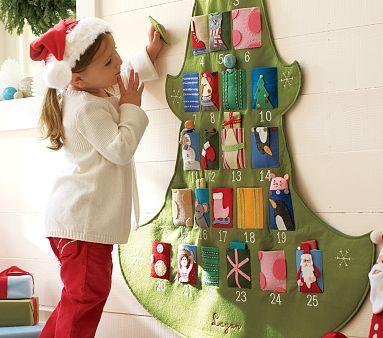 Calendario Di Avvento Per Bambini.Come Fare Calendario Avvento In Stoffa Mamme Magazine