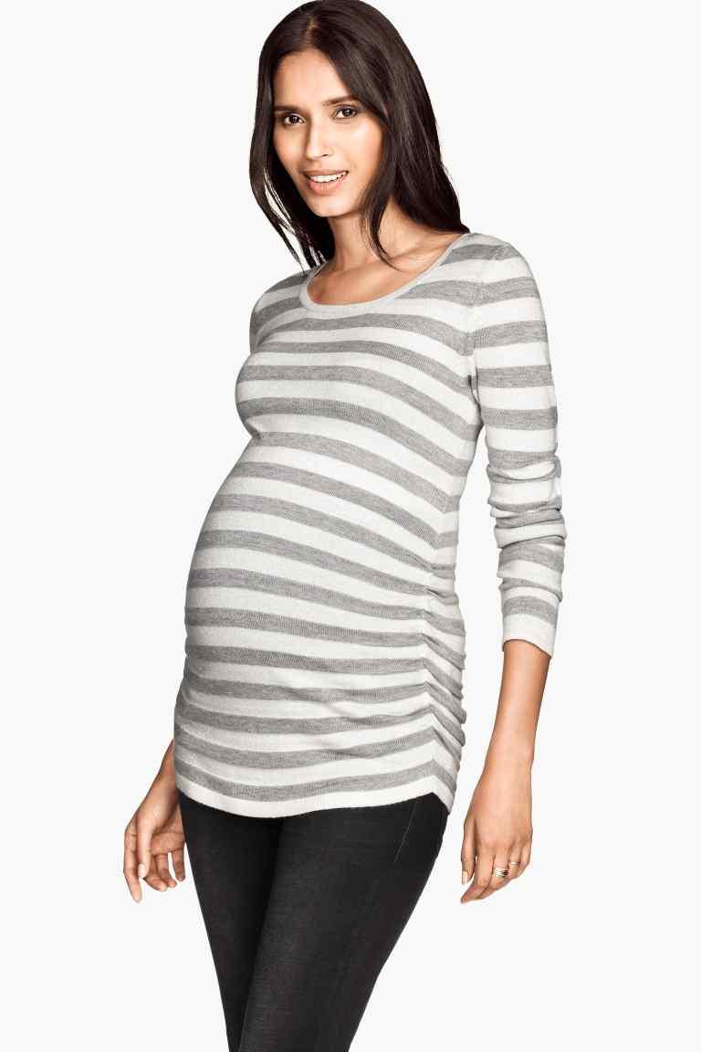 selezione premium acf0b 3fe1e Abbigliamento premaman H&M | Mamme Magazine