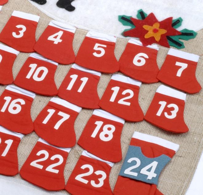 Come Fare Calendario Avvento.Come Fare Calendario Avvento Con Caccia Al Tesoro Mamme