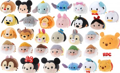 che cosa sono i peluche tsum tsum disney mamme magazine. Black Bedroom Furniture Sets. Home Design Ideas