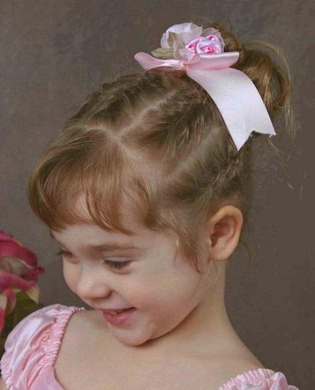 Popolare Acconciature Bambina Capelli Corti | Thecreatorspalette SY18