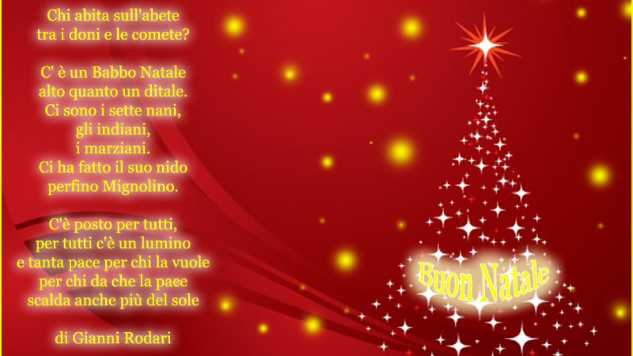 Poesie Di Natale In Inglese Per Bambini.Filastrocche Di Natale Di Gianni Rodari Mamme Magazine