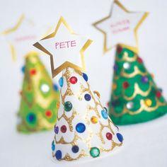 Segnaposto Natale Lavoretti.Idee Segnaposto Natale Per Bambini Mamme Magazine