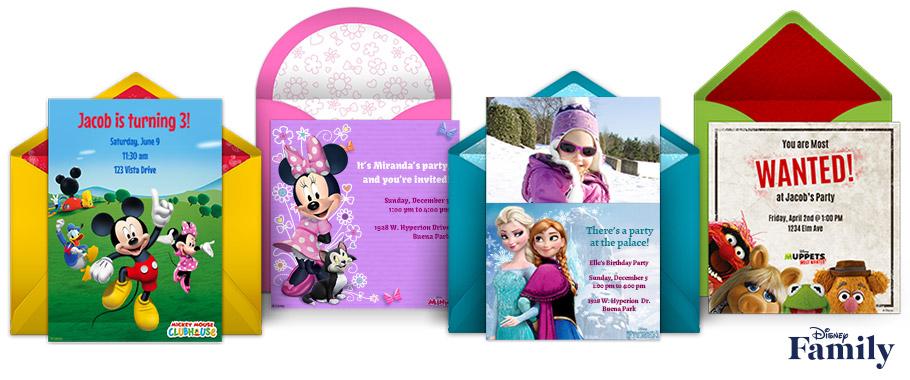 Inviti di compleanno frozen mamme magazine