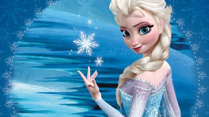 Costume carnevale fai da te Regina Elsa Frozen bimba 7 ...