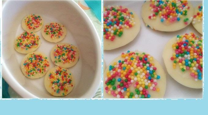 Come Decorare Biscotti Con Palline Di Zucchero Compleanno