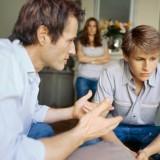 Se figli adolescenti non accettano compagna del padre