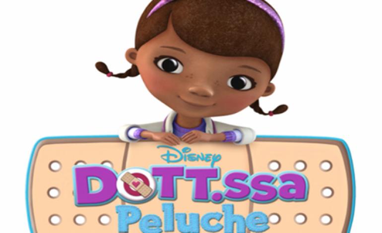 Cos è dottoressa peluche cartone animato educativo per bambini