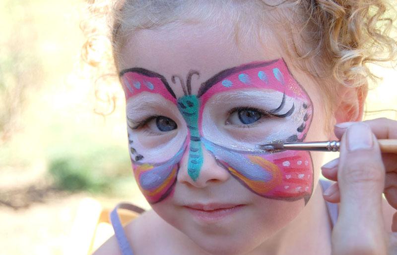 Preferenza Come truccare bambini per feste in maschera - Mamme Magazine UG63
