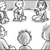 Giochi di gruppo per insegnare inglese ai bambini