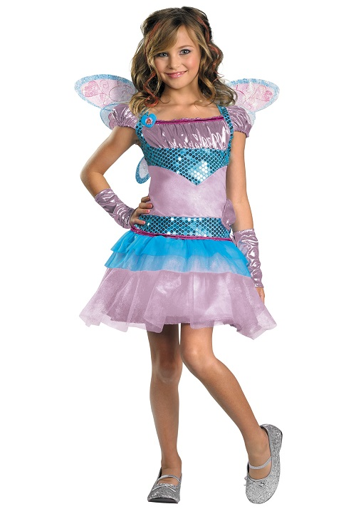 Come fare costume Carnevale Winx Bloom | Mamme Magazine