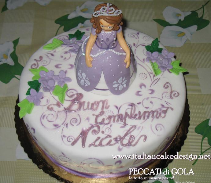 decorazioni compleanno sofia la principessa