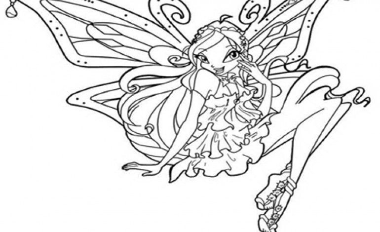 Disegni da colorare musa sirenix mamme magazine for Disegni winx sirenix da colorare