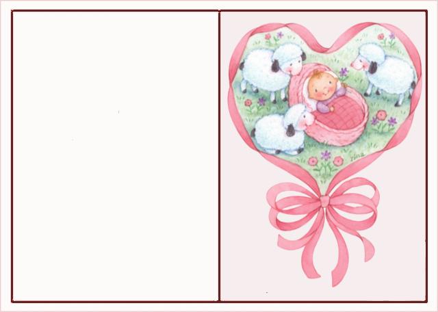 Popolare Idee originali per biglietto di auguri nascita bimba - Mamme Magazine MB82
