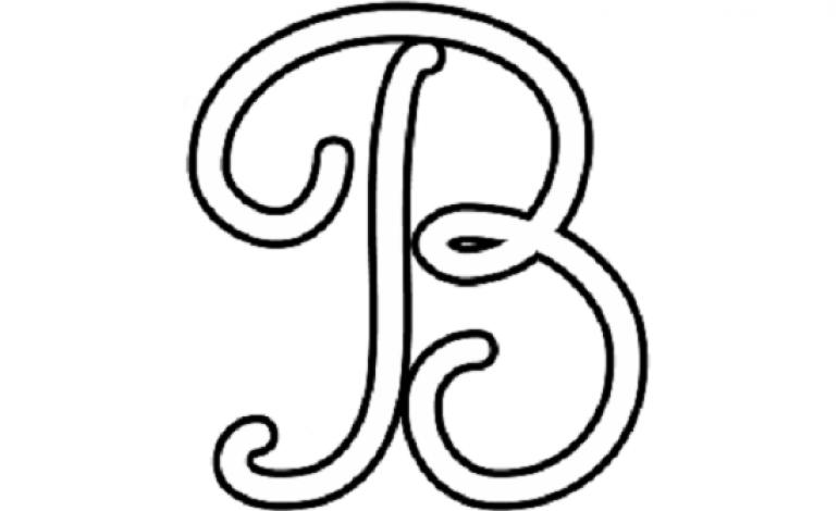 Idee da stampare e colorare lettere dell alfabeto pasqua - Lettere animali da stampare ...