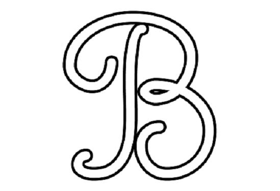 Idee Da Stampare E Colorare Lettere Dell Alfabeto Pasqua 2015