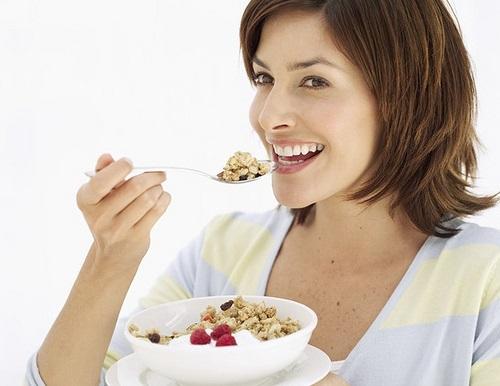dieta per avere una gravidanza