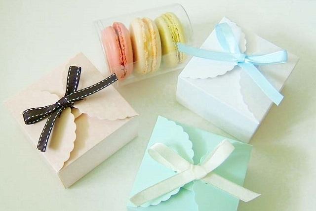 Favorito Idee Bomboniere di carta fai da te per battesimo bimbo - Mamme  JV21