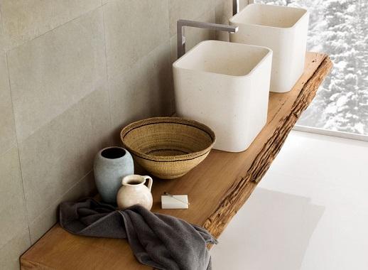 Mensole Per Bagno In Legno.Dove Riporre Gli Oggetti Del Bagno Idea Mensole In Legno Mamme