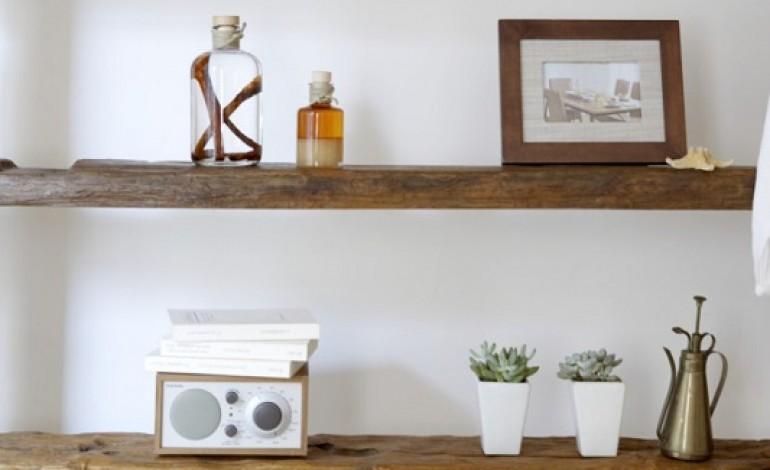 Come organizzare gli spazi in casa scaffali di legno rettangolari mamme magazine - Come organizzare gli spazi in cucina ...