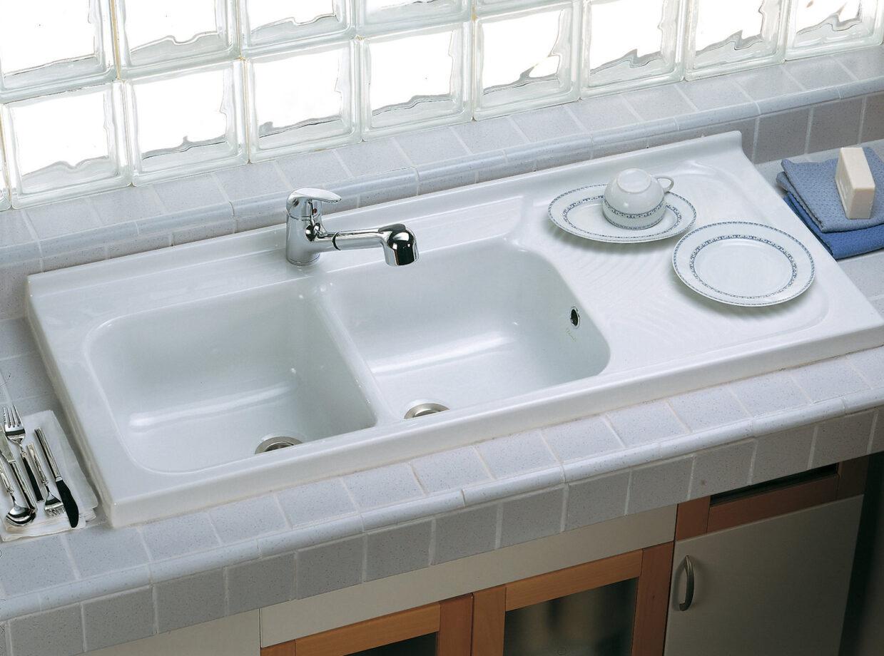 Sturare lavandino della cucina rimedi fai da te Lavelli cucina in ceramica