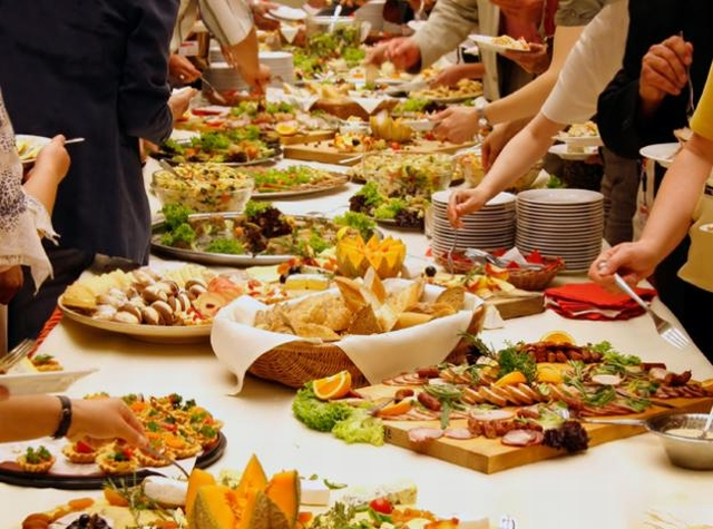 idee menu pranzo prima comunione con 40 euro - mamme magazine - Buffet Comunione A Casa