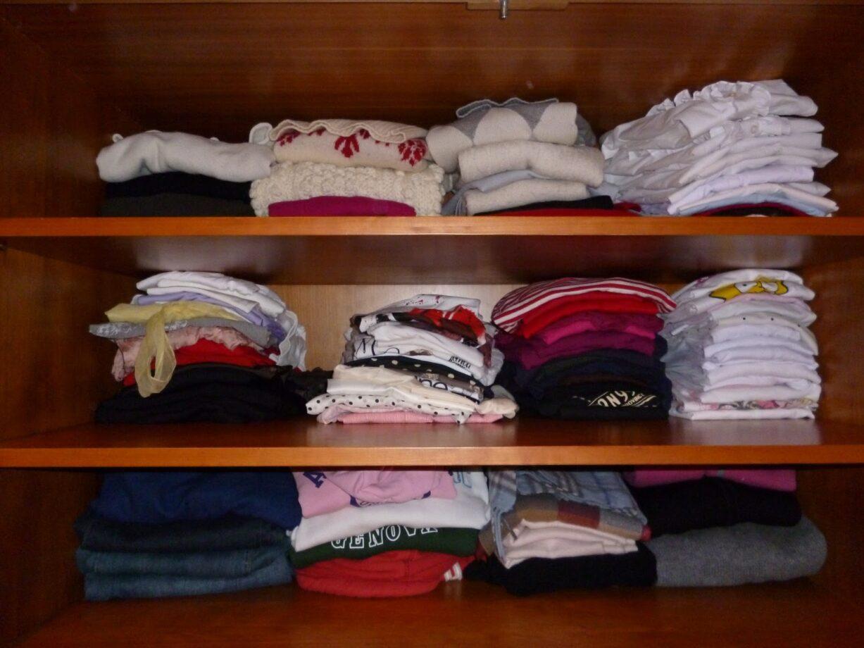 Armadio Organizzato : Trucchi per tenere armadio adolescenti sempre in ordine