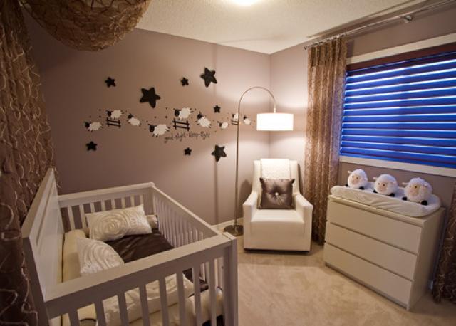 Come decorare cameretta per neonati mamme magazine - Decorare cameretta neonato ...