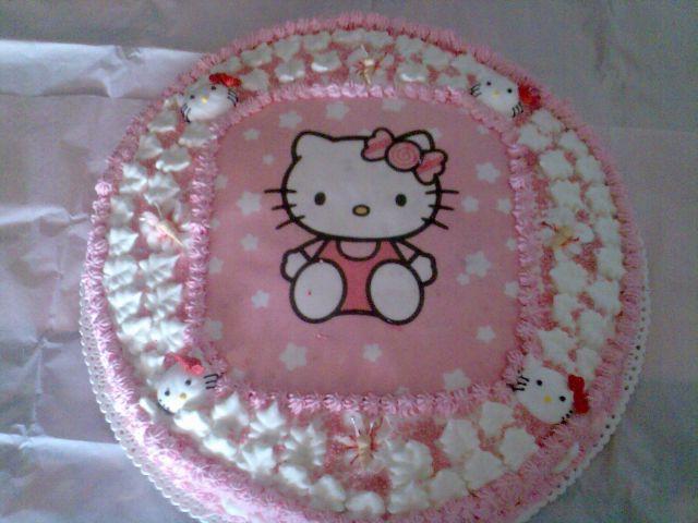 Decorazioni torta di compleanno Hello Kitty | Mamme Magazine