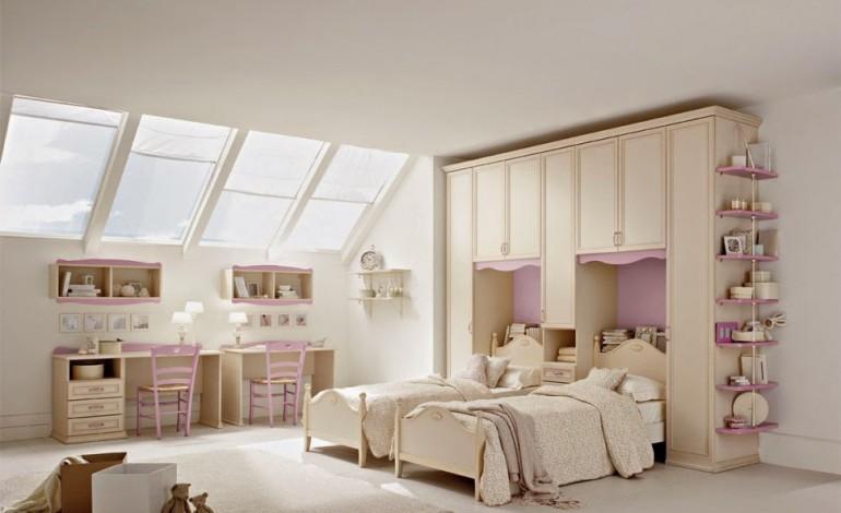 Come arredare camera da letto gemelle 6 anni mamme magazine - Camera da letto bambino ...