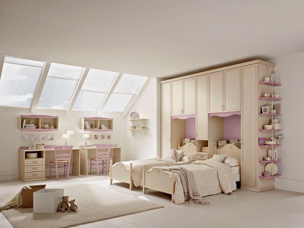 Camera Da Letto Colombini : Come arredare camera da letto gemelle anni mamme magazine