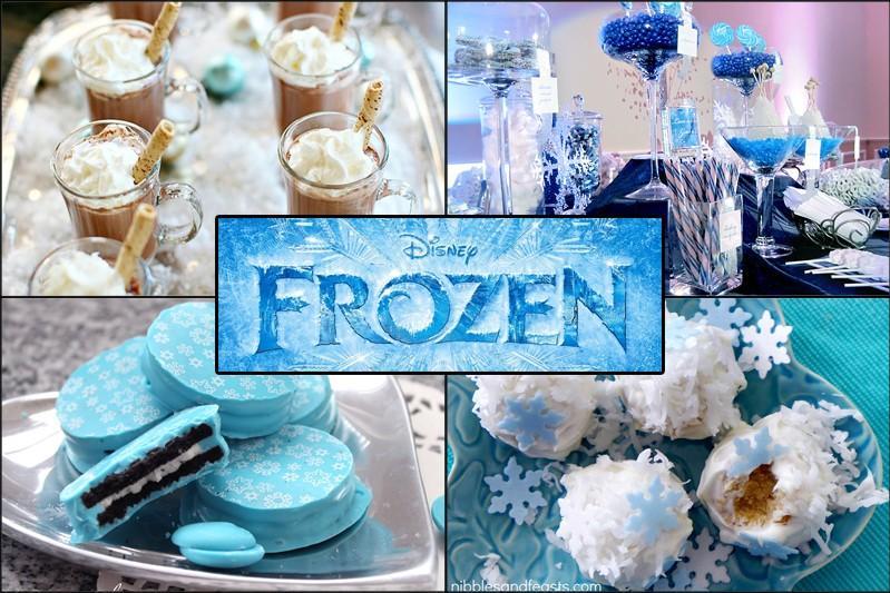 Come organizzare festa di compleanno in stile frozen for Disegni di casa in stile santa fe