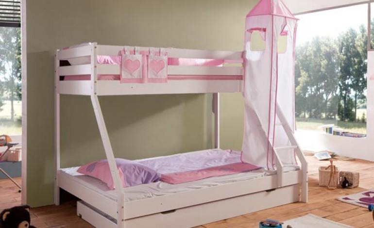 Un letto a castello canonseverywhere - Letto a castello inglese ...