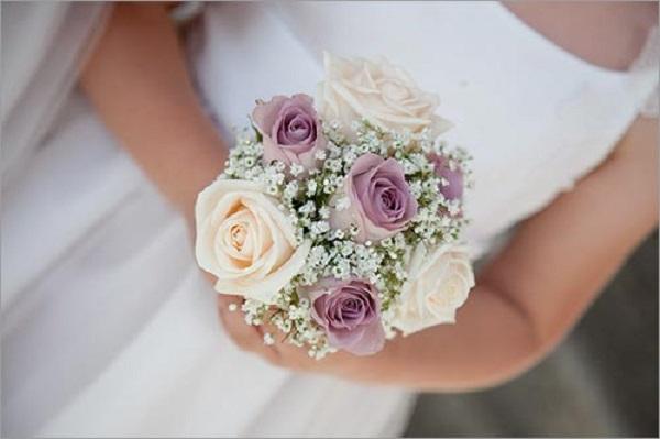 2720f683363e Come scegliere il bouquet sposa per seconde nozze