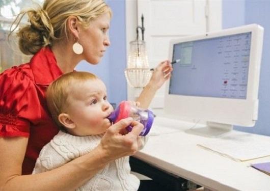 Classifica 10 lavori per mamme da fare a casa mamme magazine - Lavori da fare a casa ...