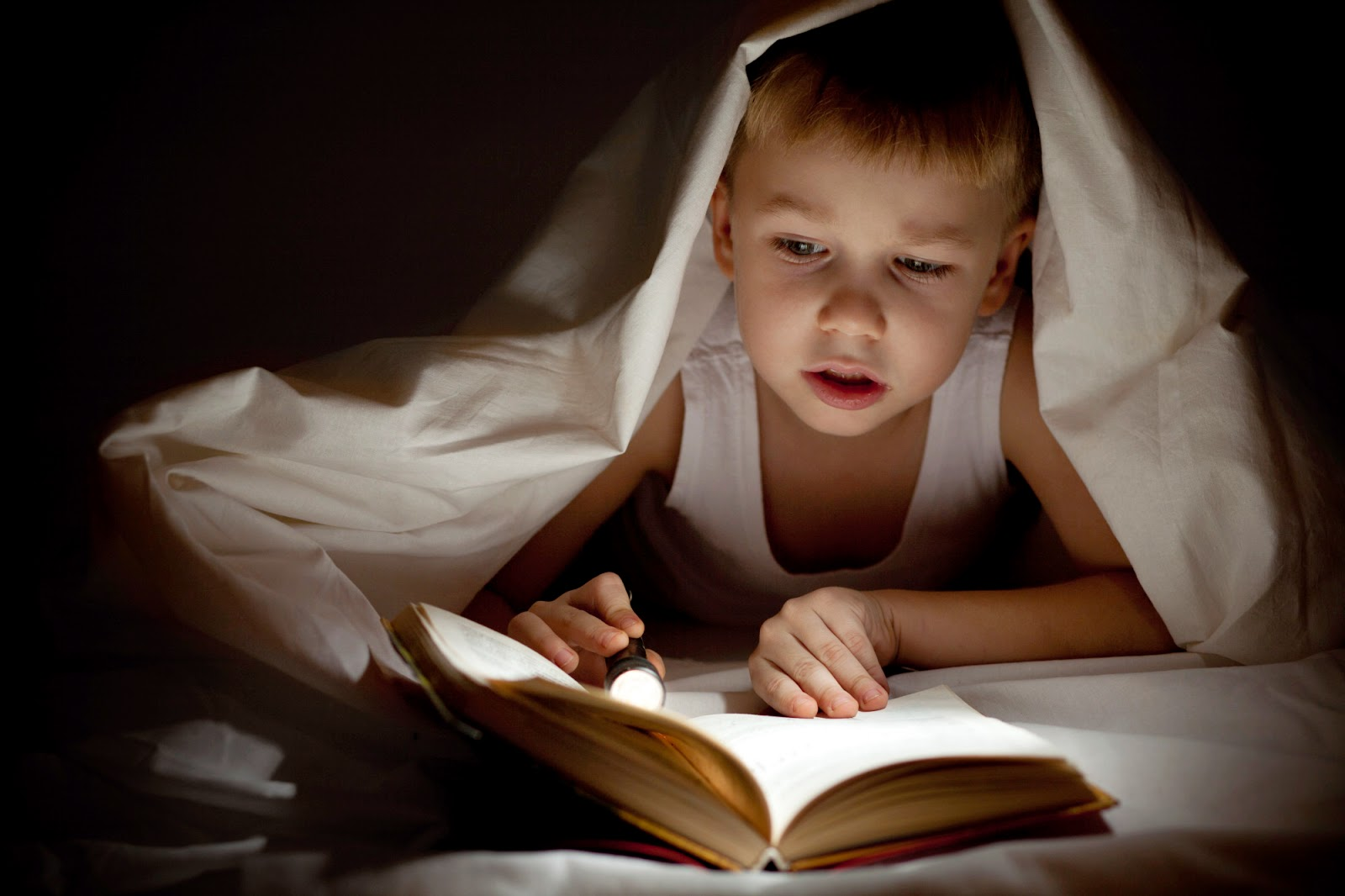 Libri da leggere insieme ai bambini prima di dormire for Libri da leggere