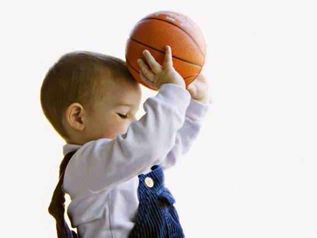 A che et i bambini possono iniziare basket mamme magazine - Ricette che possono cucinare i bambini ...