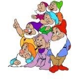 Come si chiamano i sette nani in francese?
