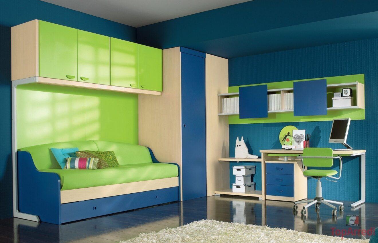 Idee cameretta bimbi camerette bambini dipingere - Decorazioni stanza bimba ...