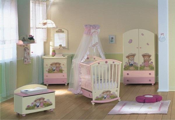 Arredare Cameretta Bebè : Come arredare cameretta neonato