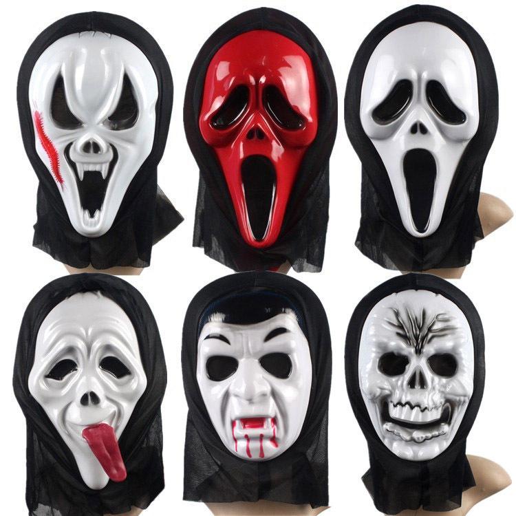 Come fare maschera di fantasma per halloween mamme magazine for Maschera di flash da colorare
